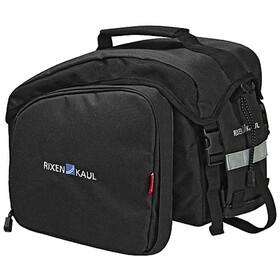 KlickFix Rackpack 1 Plus Draagbare Fietstas, black